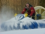 Hovercraft Snow Ice